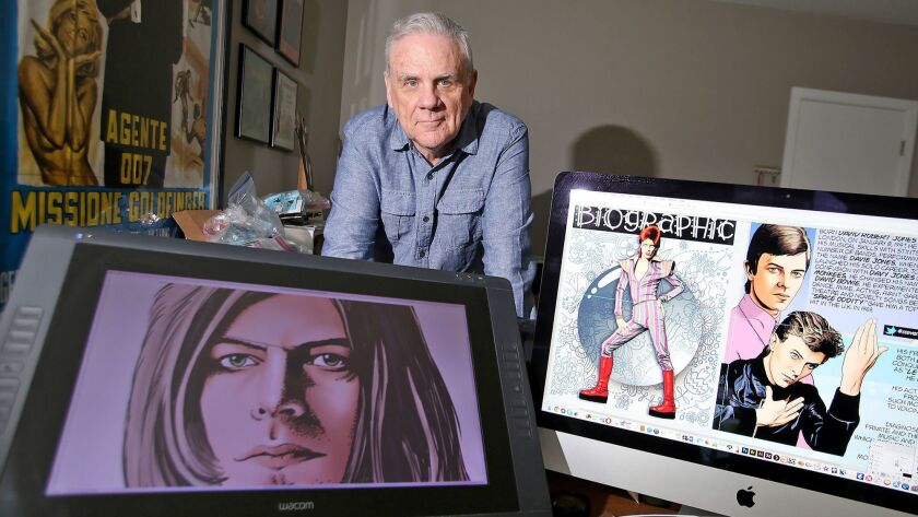 Steve McGarry is the founder and director of National Cartoonist Society Festival which will feature