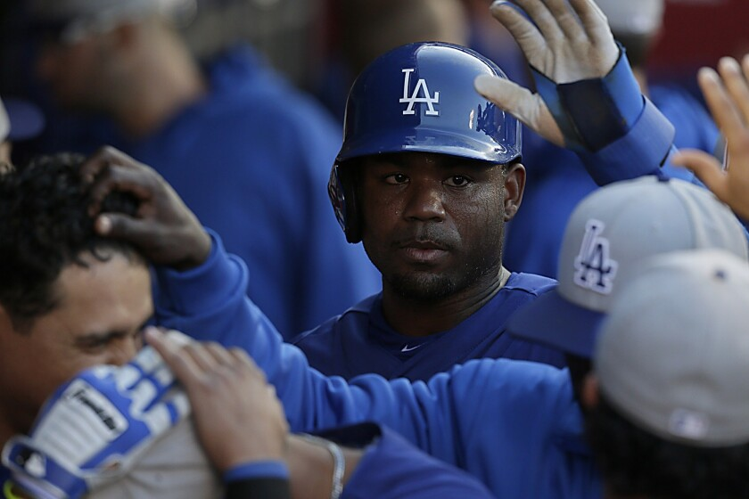 The Dodgers activated outfielder Carl Crawford on Friday.
