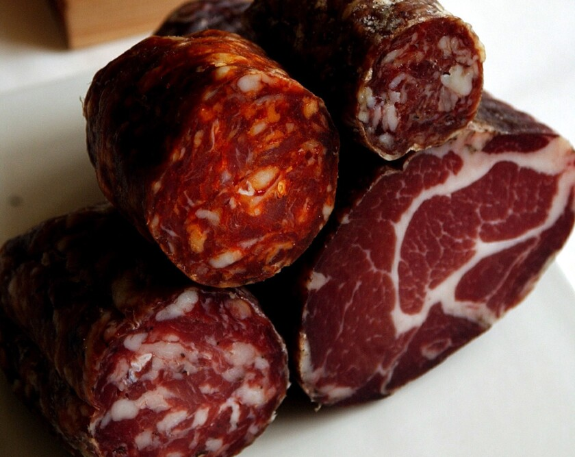 A start-up called BiteLabs wants to use celebrity tissue samples to make salami.