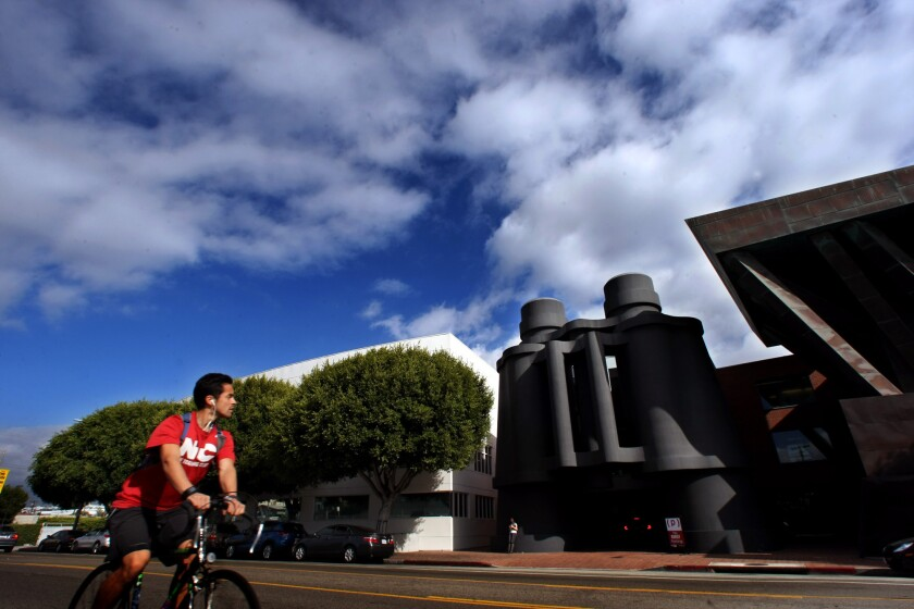 Google boosted its Southern California presence three years ago by opening a campus in Venice, where it leased space in the Binoculars building.