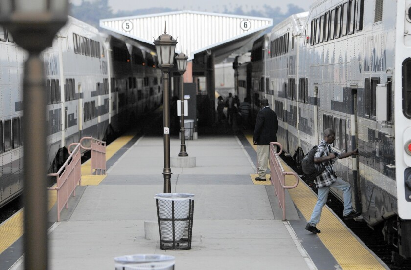 State reports offer new details on the how the bullet train would enter L.A.'s Union Station.