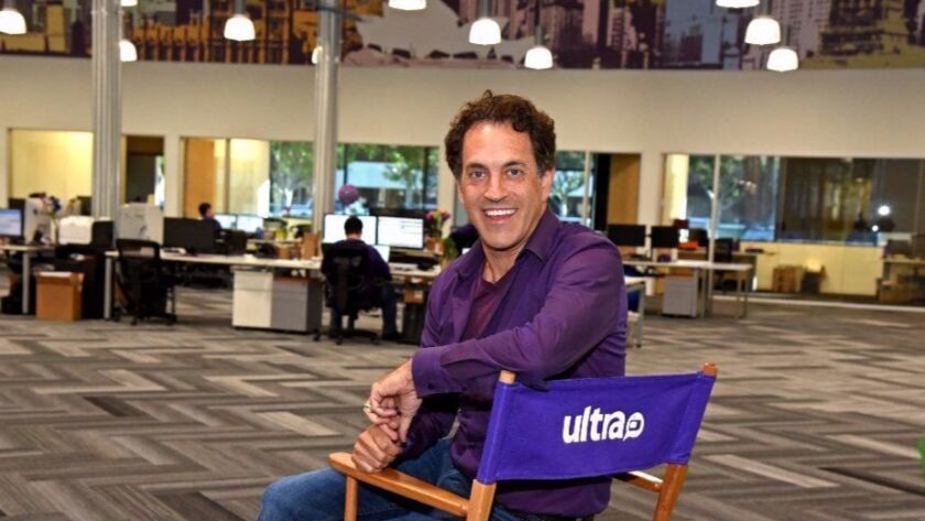 David Glickman is chief executive of Ultra Mobile, a prepaid mobile phone service that focuses on providing low-cost international calls for immigrants living in the U.S.