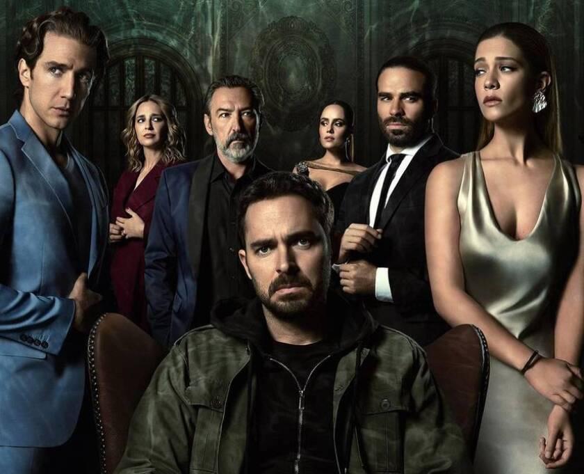 """El elenco de """"¿Quién mató a Sra""""/ está integrado por actores de México, Colombia y España."""