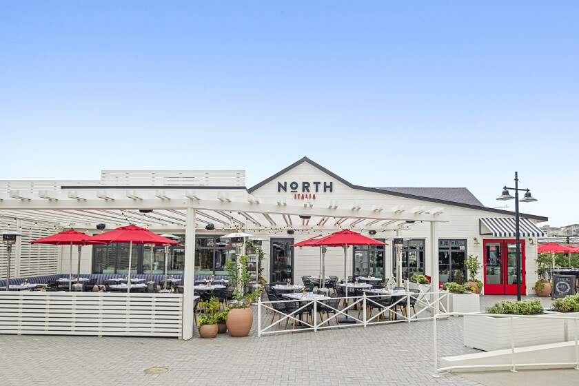 North Italia restaurant opened in the One Paseo development in Del Mar on Wednesday, June 5.