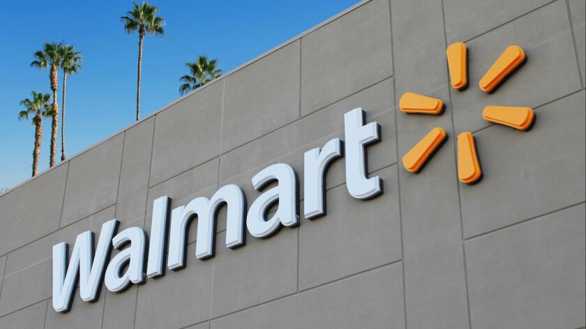 Two groups of customers got into a scuffle during a pre-Black Friday sale at a Palmdale Walmart on Thursday evening, authorities said.