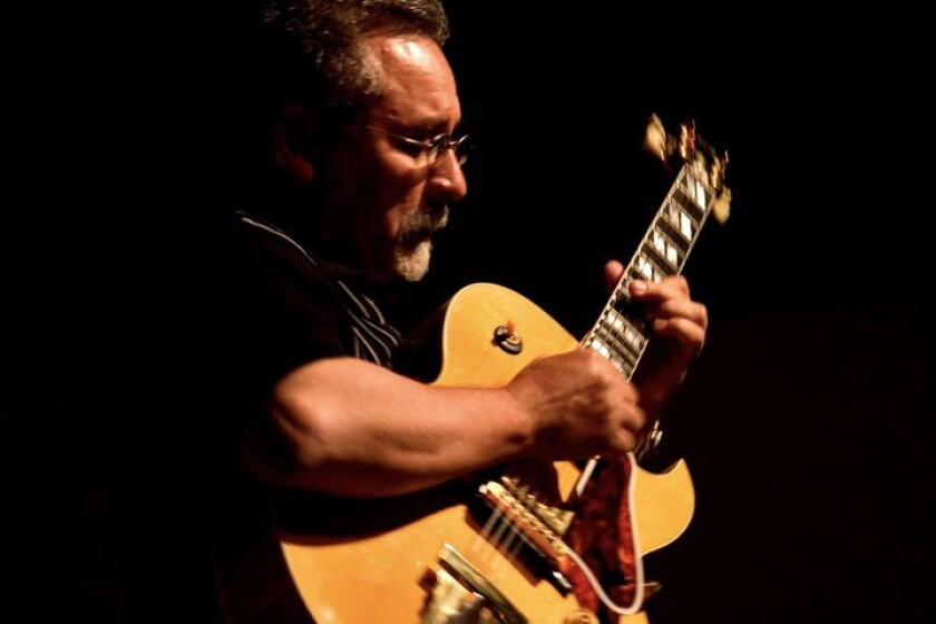 Jaime Valle will play at the Athenaeum Music & Arts Library on Saturday, July 31.