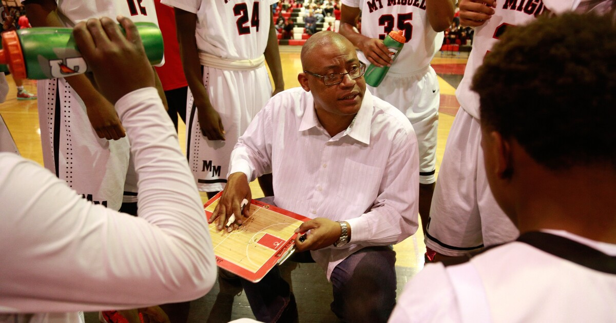 Former Mount Miguel basketball coach dies