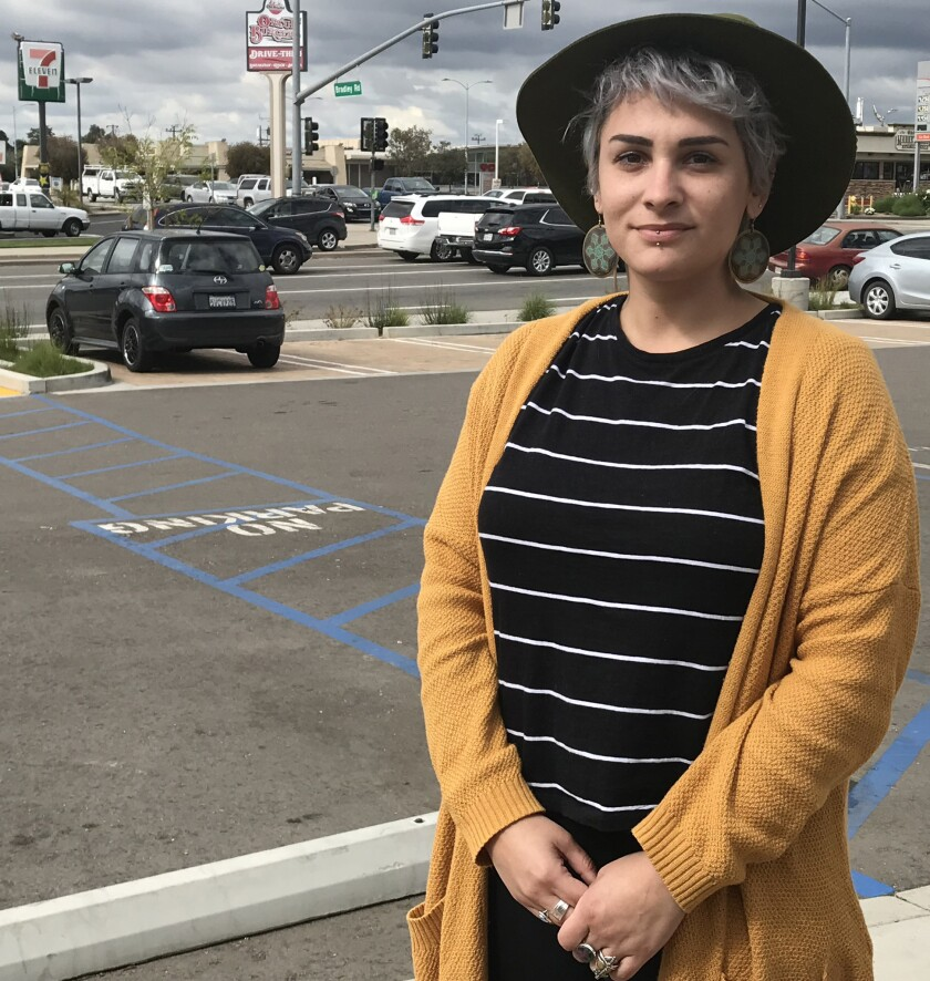 High school special-education teacher Kamille Chavez, 30, was assaulted in an Avila Beach bar three