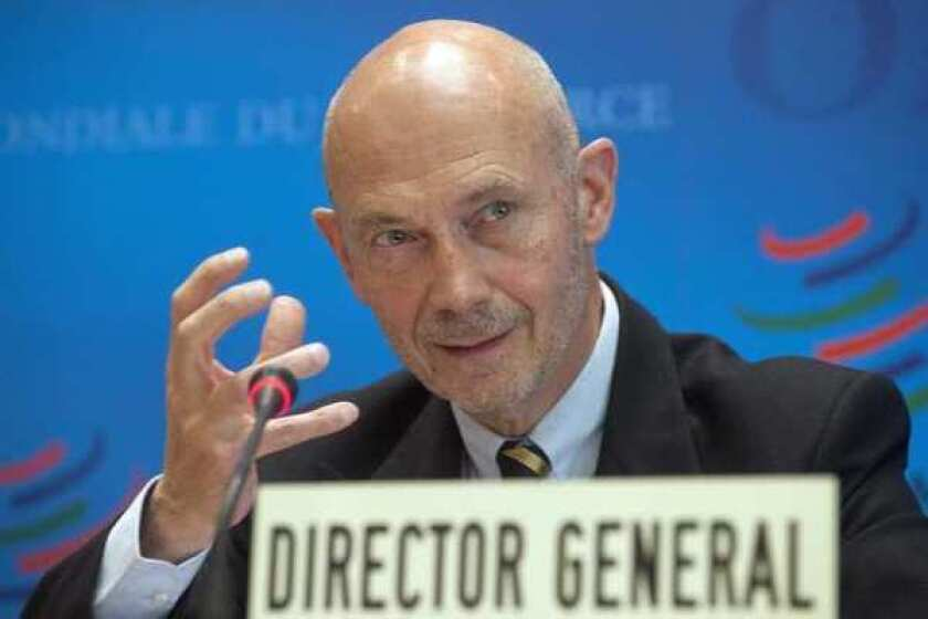Global trade growth will slow in 2012, says WTO
