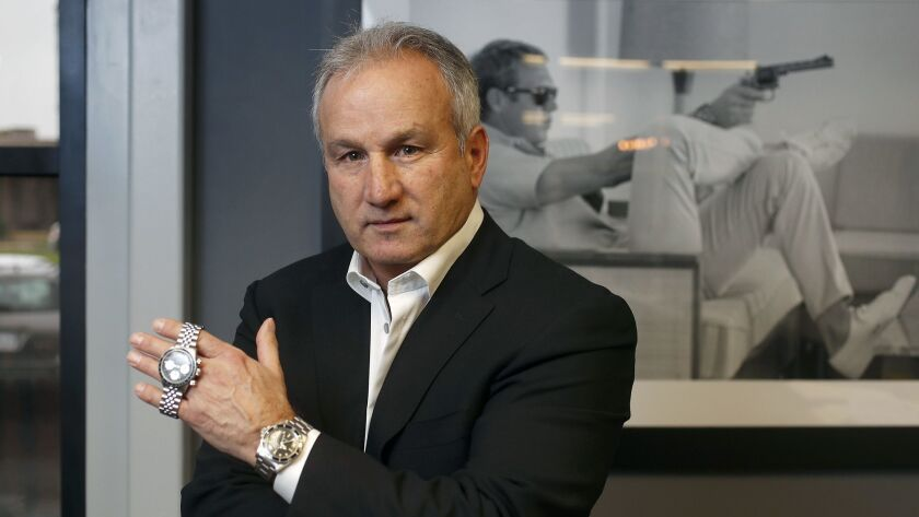 Paul Altieri, CEO of Bob's Watches, has recently moved his headquarters to Newport Beach. Bob's Watc