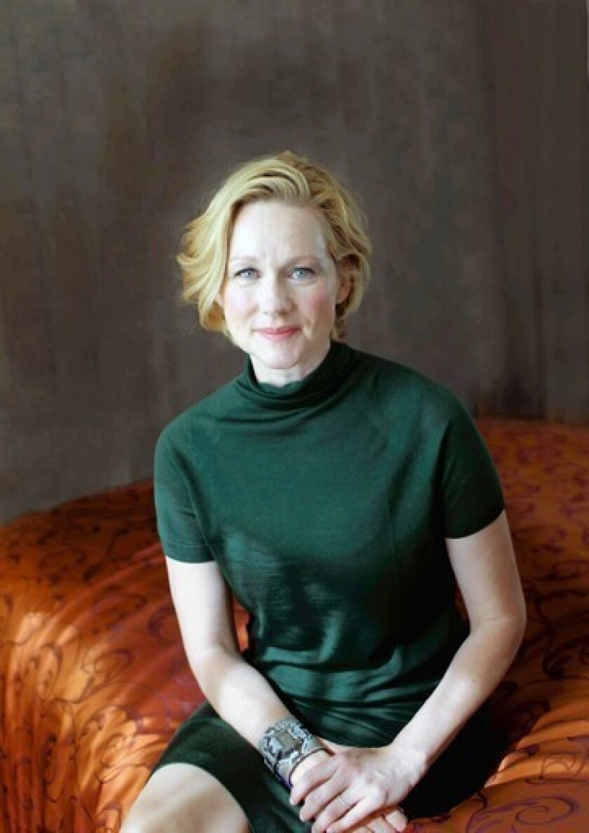 "Laura Linney plays divergent characters in the upcoming films ""The Details"" and ""Hyde Park on Hudson."" Her Showtime series ""The Big C"" is entering its final season."