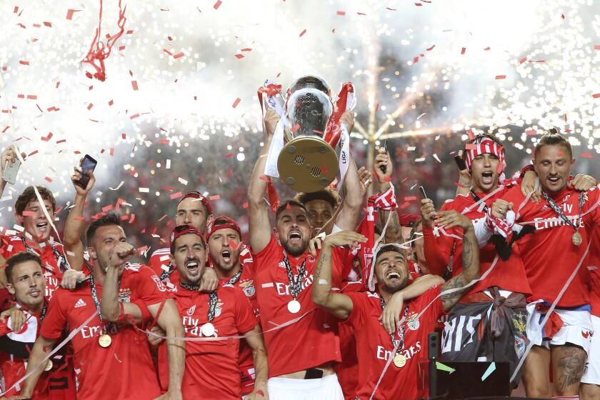 Portugal Soccer Restart