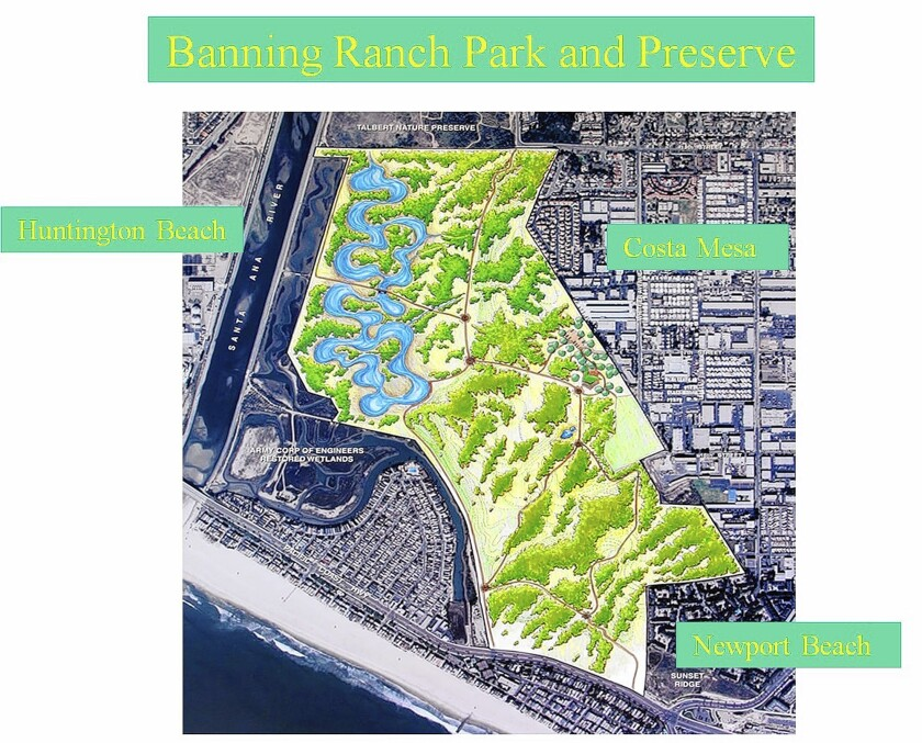 Conservancy takes aim at Banning Ranch - Los Angeles Times