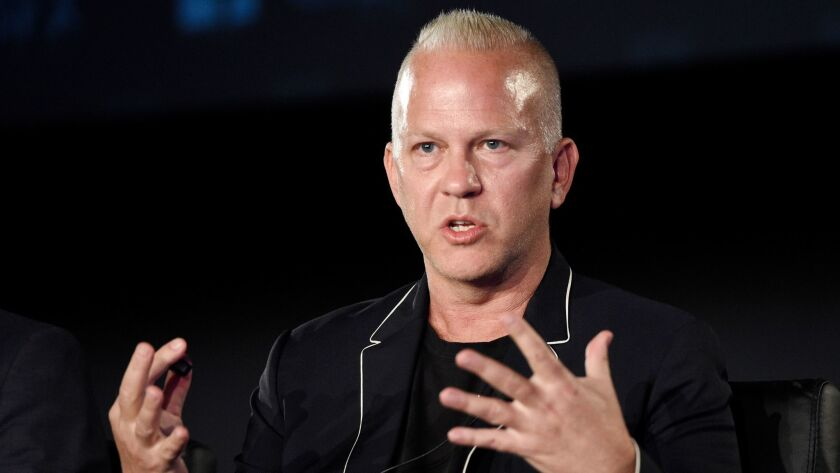 Ryan Murphy has been key to the Fox television studio's success. For more than a decade, he has churned out culture-defining hits.