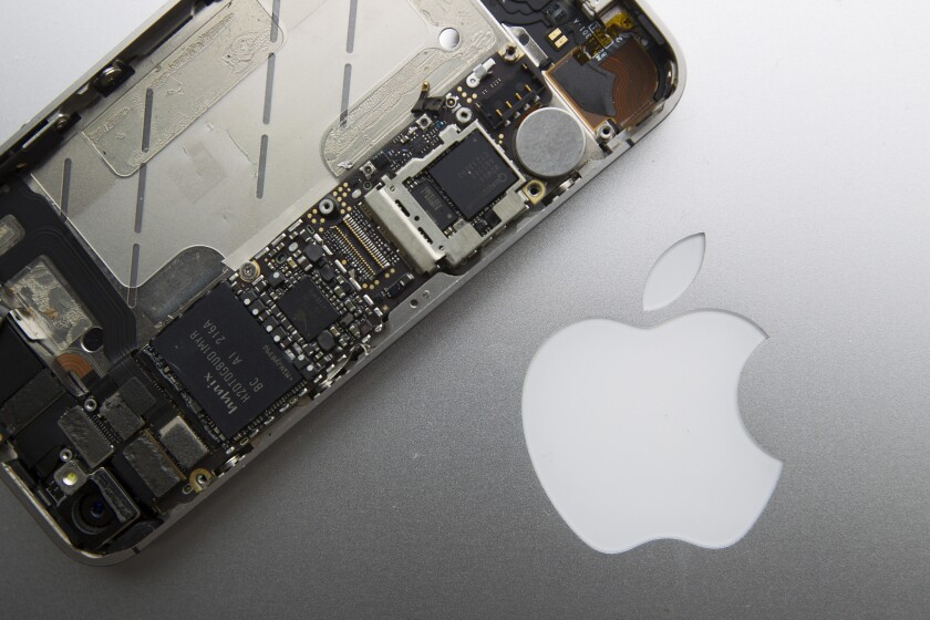 iPhone 6 to go into production in May, report says