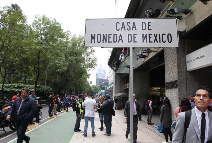 La Casa de Moneda de México sufre un atraco propio de una serie de televisión
