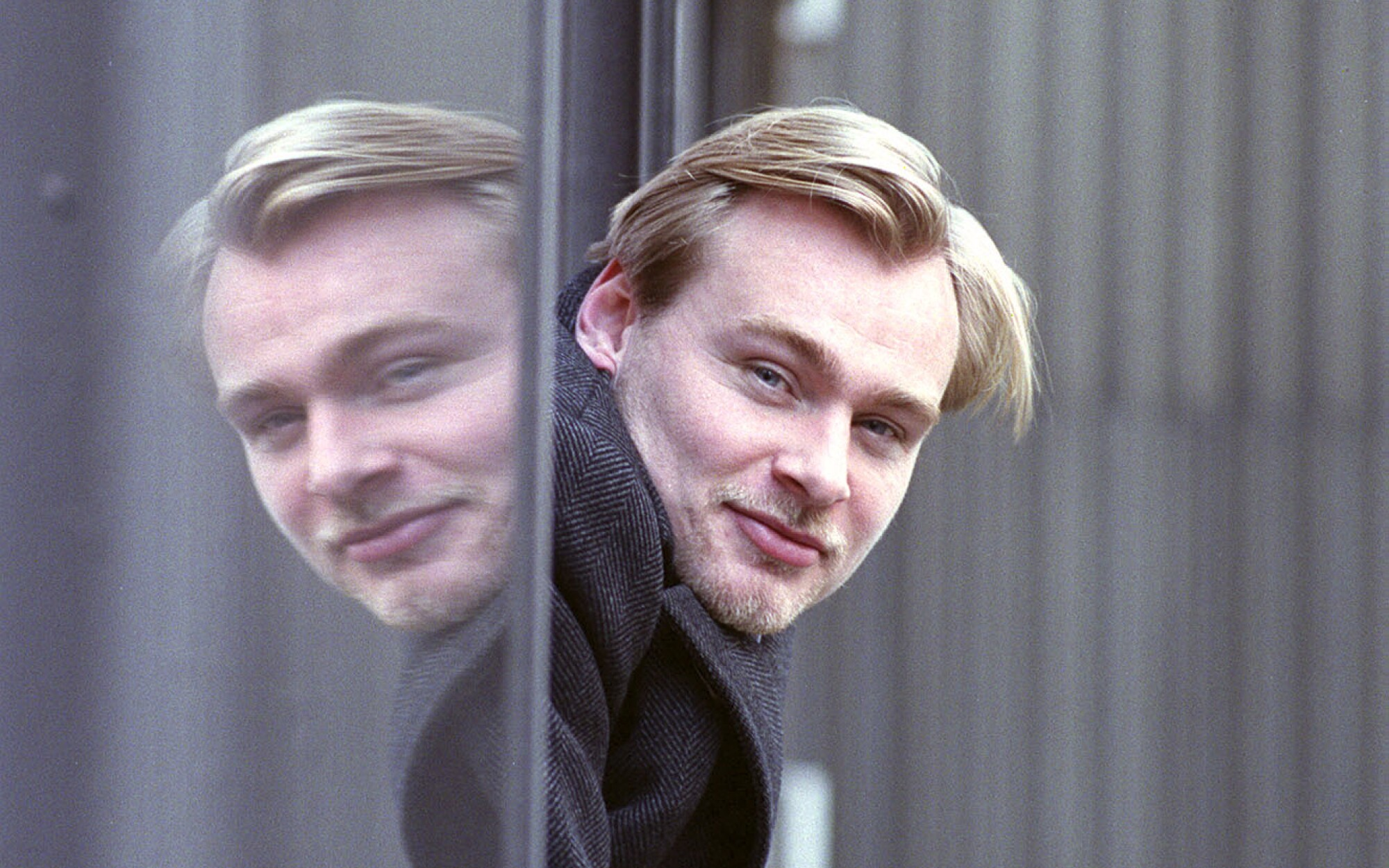 Film director Christopher Nolan.