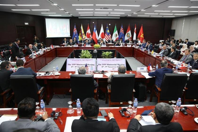 La renegociación del TPP y la seguridad regional sobrevuelan la cumbre APEC