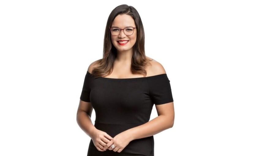 Carmen Boquín, presentadora de beIN Sports en Español.