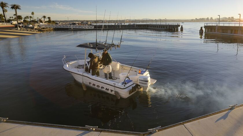 Watery wait's payoff: $9 6 million Shelter Island boat ramp