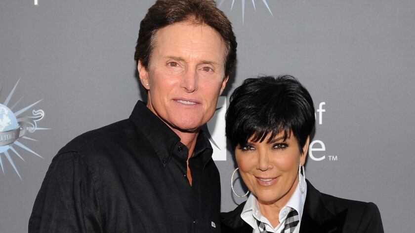 Bruce Jenner and Kris Jenner are divorcing, filing nearly a year after announcing their separation.