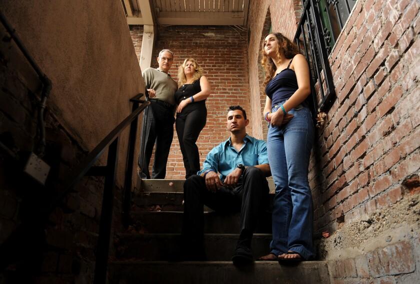 Family of Feras Morad