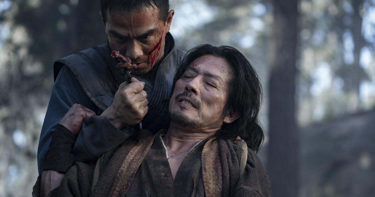 'Mortal Kombat's' Joe Taslim reveals hidden talents and his dream director wish list