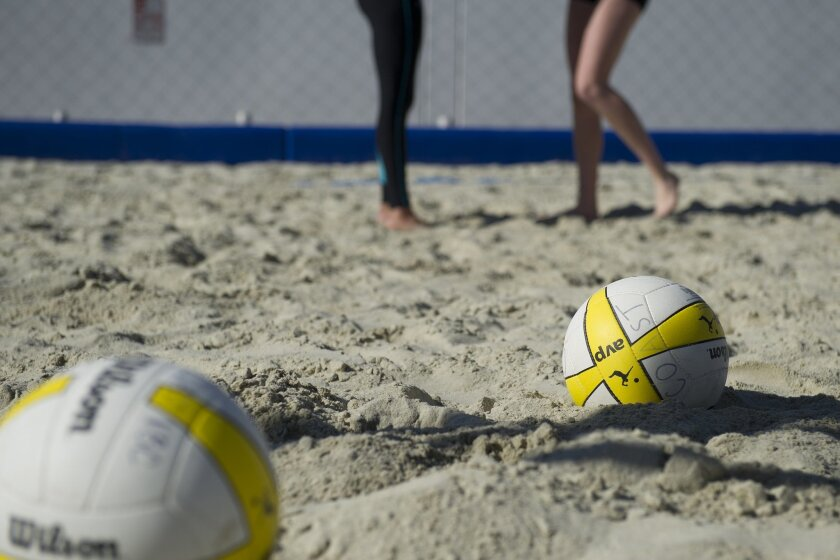 Beach volleyball is not a California Interscholastic Federation-approved sport, so for now the squads will compete as club teams.