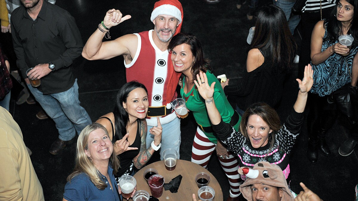 BETAMAXX's '80s Christmas and Ugly Sweater Party