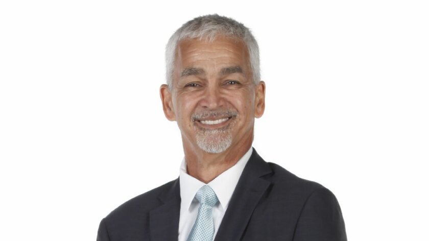 Tom Keliinoi is on the November ballot to represent District B on the San Diego Unified School District Board of Trustees.