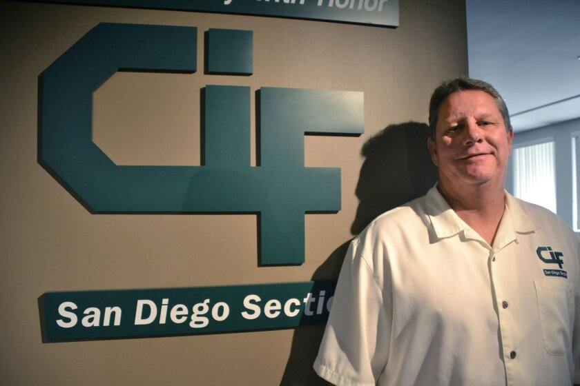 San Diego Section Commissioner Jerry Schniepp.