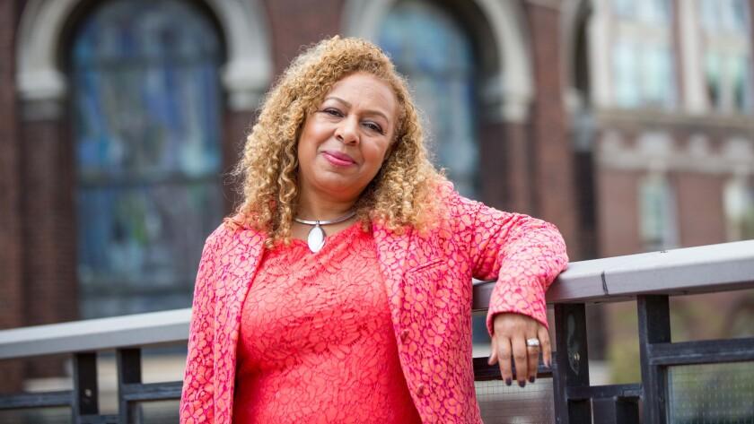 Art historian and curator Kellie Jones was named a 2016 MacArthur Fellow.