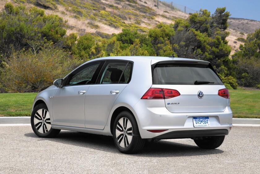 Auto review: 2016 VW e-Golf