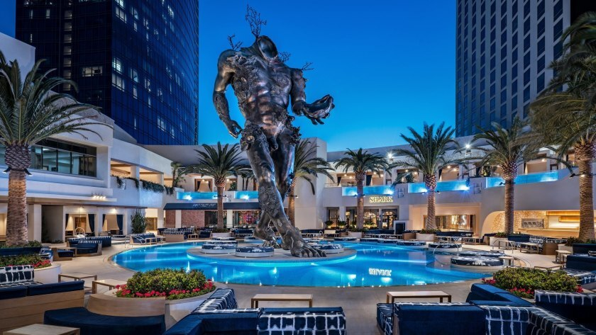 Palms Casino Resort in Las Vegas