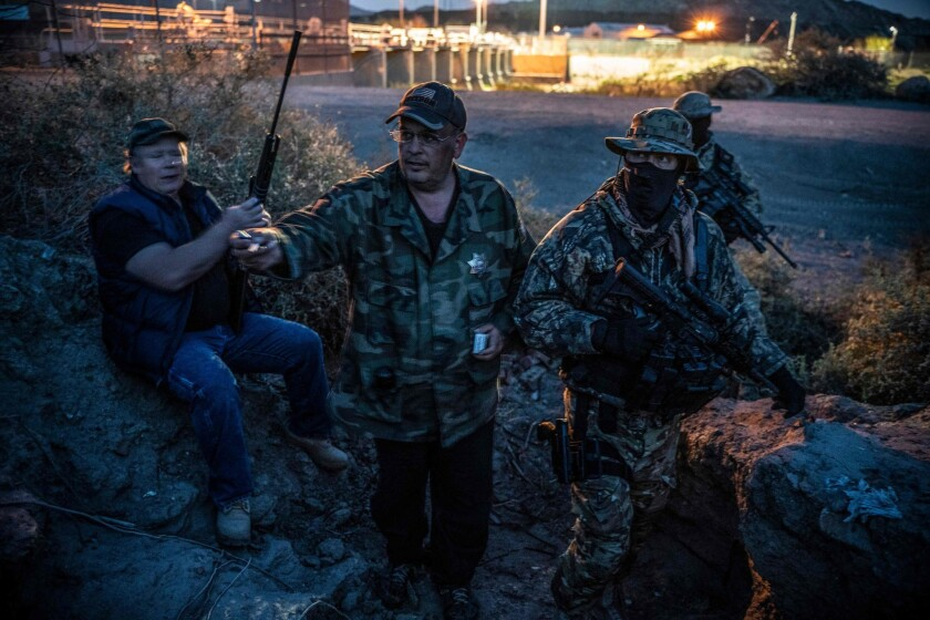 US-MEXICO-POLITICS-BORDER-MILITIA