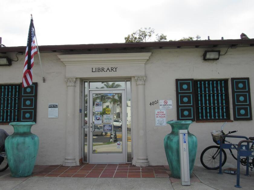The Ocean Beach library building dates back to 1928 when it was built at a cost of $18,697. The current building replaced the original library, which opened in a storefront on Abbott street in 1916 after community leaders raised $200 to pay the rent of $5 per month.