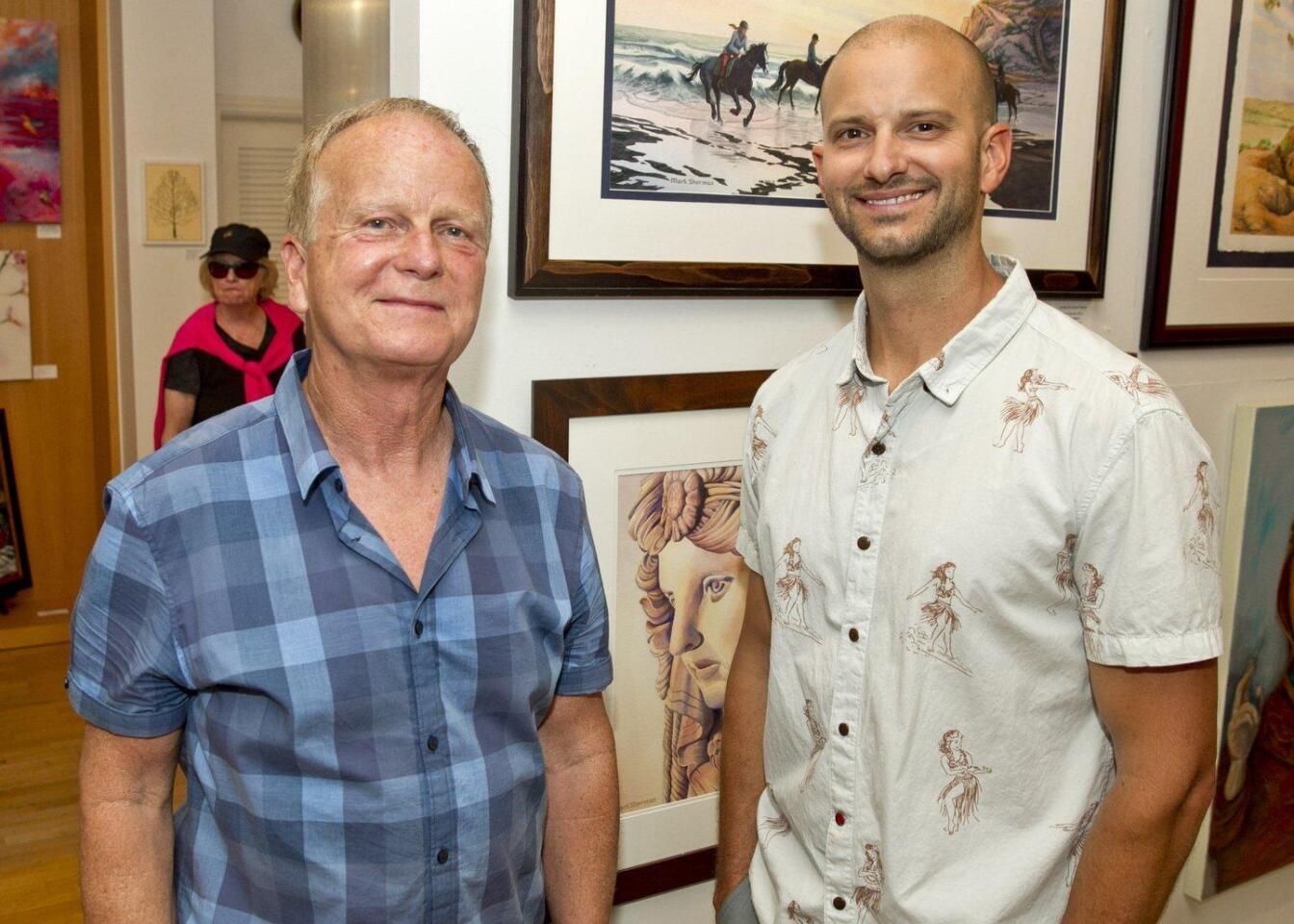 Jay Shrake, Randy Doering