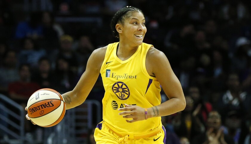 Washington Mystics v Los Angeles Sparks