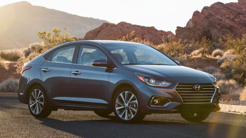 Sold in SE, SEL and Limited trim levels, starting prices for the new Accent range from $15,880-$19,780, including the $885 freight charge from Nuevo Leon, Mexico.