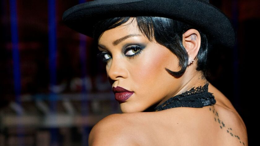 """Rihanna stars in Luc Besson's """" Valerian and the City of a Thousand Planets""""."""