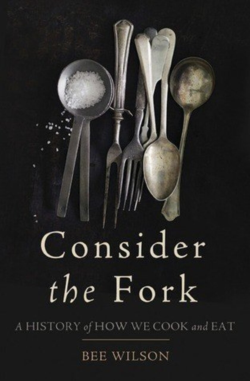 """Consider the Fork"" explores the nuts and bolts of kitchen equipment -- how it's developed over time and how that development has in turn affected the way we cook and live."