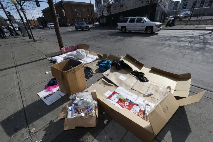 Homeless in Denver