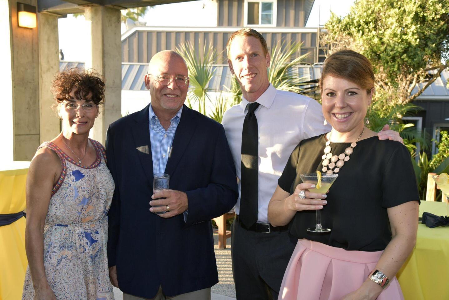 Local La La Land: Del Mar Community Connections gala benefit