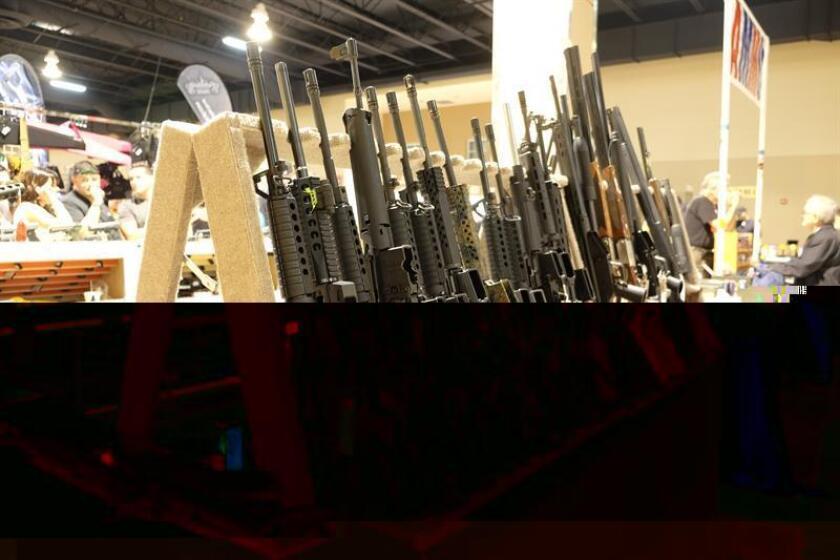 El 82 % de las armas que se comerciaron en todo el mundo en 2015 fue comprado por países en desarrollo y el primer país vendedor fue Estados Unidos, según un informe de un equipo de investigación del Congreso estadounidense. EFE/ARCHIVO