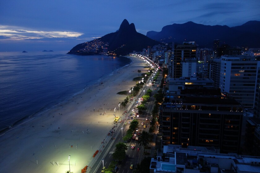 In addition to Carnival, the JourneYou tour takes you to Rio landmarks, like its famed beaches and the Christ the Redeemer statue.