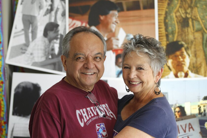 Carlos and Linda LeGerrette have been honored with the U-T San Diego Latino Champions Lifetime Achievement Award for their dedication to serving their community and developing future leaders.
