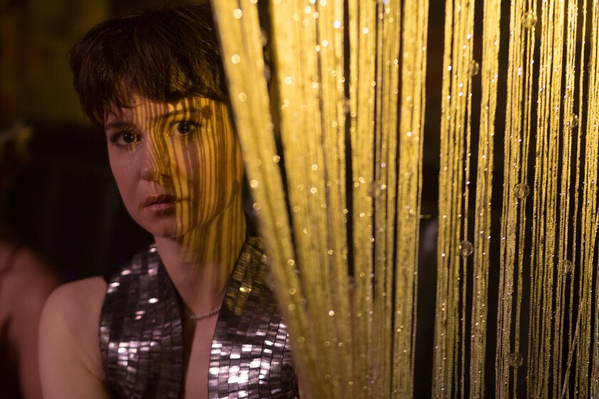 Katherine Waterston as Katherine in the thriller State Like Sleep a film by The Orchard. Photo court