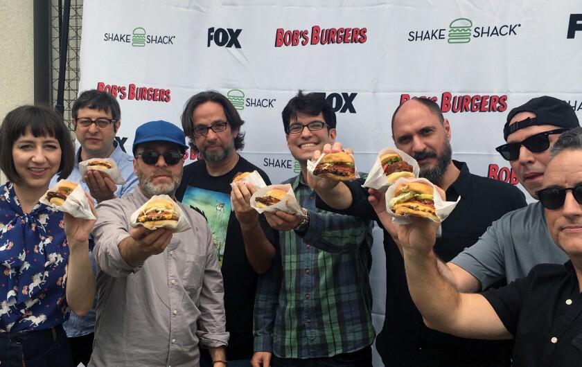 Bob's Burgers cast