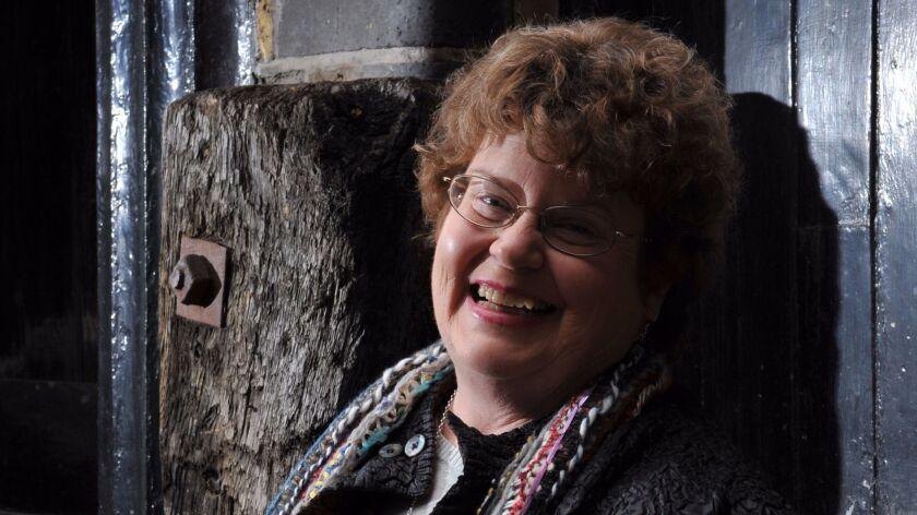 UNITED KINGDOM - JANUARY 28: Portrait of author Charlaine Harris taken on January 28, 2010. (Photo b