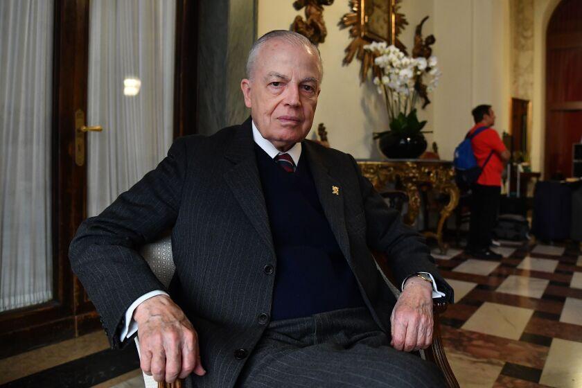 Brazil's Prince Dom Bertrand